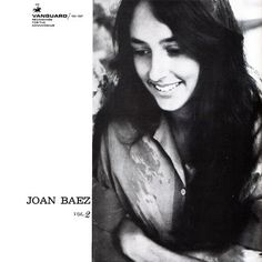 Joan Baez Volume 2 – Knick Knack Records