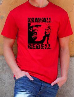 COOLES KRAWALL REBELL T-SHIRT, FÜR ROCK'N ROLLER, BIKER, REBELLEN, EXPERTEN! | eBay