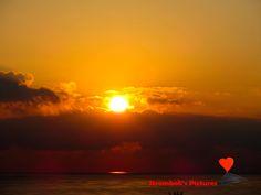 The #dawn in #Stromboli.