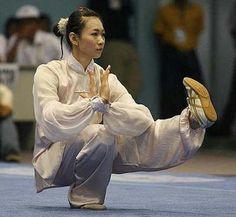 Competition Tai Chi Styles for Wushu Tournaments - East Asian Games - #TaiChi #Taijiquan
