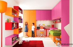 colorful kids room decors  Decorate Your Kid's Room With New Model
