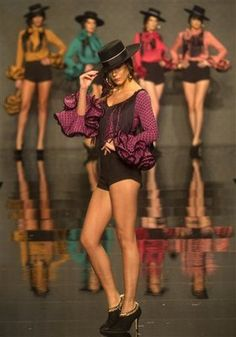 2013 Flamenco Fashion Show