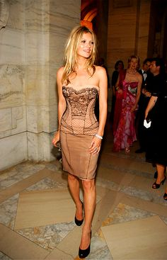 in John Galliano for Dior Couture, 2005 CFDA Awards