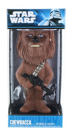 Star Wars Wacky Wobbler Bobble Head: Chewbacca