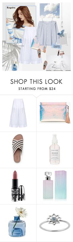 """""""Current Mood~"""" by rainie-minnie ❤ liked on Polyvore featuring Alice McCall, J.Crew, Lands' End, Urban Decay, MAC Cosmetics, Calvin Klein and Torre & Tagus"""