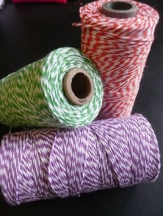 Bakers twine @expreesions of faith