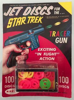toys I think theres about six dozen of the discs at the park. Vintage Toys 1960s, 1970s Toys, Retro Toys, 1980s, My Childhood Memories, Childhood Toys, 1970s Childhood, Star Trek Toys, Space Toys