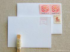 letterpress merci cards by duetletterpress on Etsy, $11.40