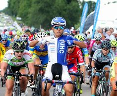 Coryn Rivera (UnitedHealthcare) wins stage 1 in Argentina...its time for the Olympic ..you go girl.