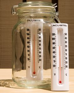 Activities: Observe the Greenhouse Effect in a Jar