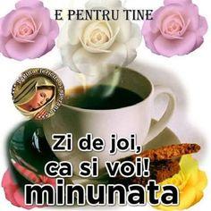 Imagini buni dimineata si o zi frumoasa pentru tine! - BunaDimineataImagini.ro Mugs, Tableware, Photo Editor, Google, Pictures, Dinnerware, Tumblers, Tablewares, Mug