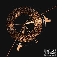 Image result for large hadron collider particle collisions