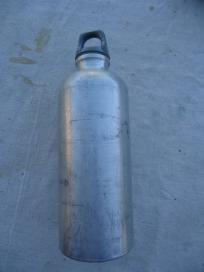 Older Sigg Water Bottle Made In Switzerland