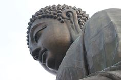 Big Buddha Hongkong