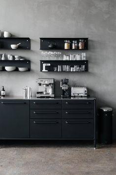 Soho Office Kitchen Design by Vipp   Vipp.com