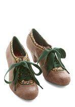 Work It Heel | Mod Retro Vintage Heels | ModCloth.com