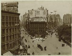 Broadway & Fifth.  1905