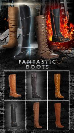 These Boots Are FANTASTIC! Limited Time Only from September 21 2015 to October 9th 2015 get 2 Pairs for $39.95 Shipped. Can't Decide Which Fantastic Boot Style is Best for You? Find Out by taking Our Shoe Style Quiz and Take Advantage of This Limited Time Offer!:
