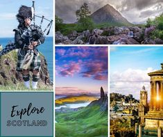 We can help you plan the ultimate Scotland itinerary! #traveladdict #travelbug #traveltheworld #traveljunkie #bestintravel #nationaldestinations #sharetravelpics #earthlandscape #tlpicks #suitcasetravels Travel News, New Travel, Vacation Deals, Make Money Blogging, Travel Pictures, Scotland, Travel Destinations, Earth, How To Plan