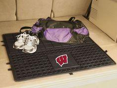 University of Wisconsin Heavy Duty Vinyl Cargo Mat