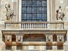 Camillo Pacetti, Legge Nuova e Legge Vecchia, Duomo di Milano, 1810