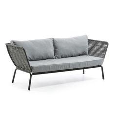 AuBergewohnlich SEVILLA Lounge Garten Sofa 2 Sitzer Von Exotan #garten #gartenmöbel # Gartensofa #gartenlounge #loungegruppe #sitzgruppe #gartenseu2026