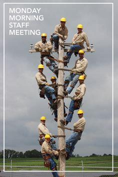 Got cooperation? April 13, 2015 is National Lineman Appreciation Day! #ThankALineman Photo Credit: VernonElectric