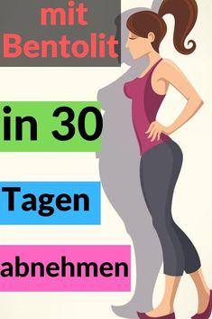 Diätliste mit beschleunigtem Stoffwechsel