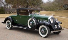 1931 LaSalle Coupe - (LaSalle brand marketed by Cadillac Motors, Detroit, Michigan (1927-1940)