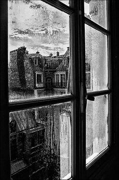 Au delà. by Ay Kless, via Flickr  Paris