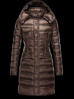 Nouveau Doudoune Longue Moncler Hermine Manteau Femme Hiver Parka pas chere  Official Store, Winter Coat 35a72828e8b