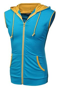 Coofandy Mens Casual Sleeveless Hoodie Zip Up Vest with P... https://www.amazon.co.uk/dp/B01ASNUELI/ref=cm_sw_r_pi_dp_U_x_m8nzAbWJAC6T8
