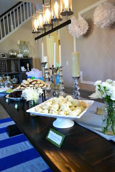 Gluten Free Party Menu - some really delicious looking stuff!