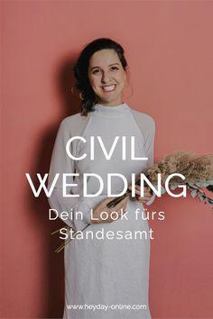 Finde deinen individuelles zweiteiliges Brautkleid für deine standesamtliche Hochzeit. Chiffon, Boho Stil, Civil Wedding, Elegant, Outfits, Two Piece Outfit, Celebration, Bridle Dress, Long Sleeve
