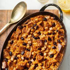 Pumpkin Pie English Muffin Bake Make Ahead Breakfast, Breakfast Bake, Healthy Breakfast Recipes, Brunch Recipes, Savory Breakfast, Healthy Breakfasts, Breakfast Ideas, Healthy Recipes, Brunch Dishes