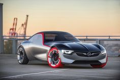 Opel has pulled the wraps off the new GT Concept, which will debut at the 2016 Geneva Motor Show.