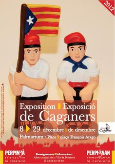 Exposition de Caganers