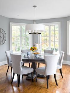 Round Dining Table Design, Pictures, Remodel, Decor and Ideas - page 85