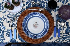 Top interior designers star in a new table setting show at Hillwood Museum in Washington. https://www.washingtonpost.com/lifestyle/home/that-old-fussy-china-can-fit-your-casual-lifestyle-designers-talk-about-how/2018/02/21/46761538-0084-11e8-8acf-ad2991367d9d_story.html?utm_term=.0d5f405c439a