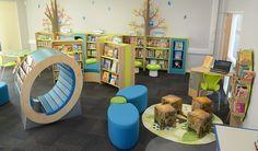 School Library Design Gallery