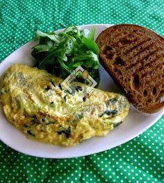 omlet i gjelbert