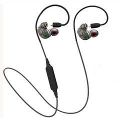 Best price US $18.05  2017 Detachable Sport Wireless Bluetooth Earphone Pluggable Headphones 2 Cables Sweatproof Stereo Super Bass Headset for phone  Search here: Laptop