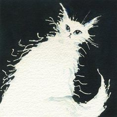 Anchorage Stray Cat ..... Lori Alexander
