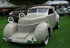 1938 Cord 814 Prototype