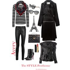 A fashion look from February 2015 featuring Whistles t-shirts, Lanvin jackets and Lanvin coats. Browse and shop related looks.
