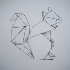 Geometric squirrel