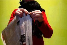 La clase de música: Hacemos música con papel - Manual de sonidos con papel