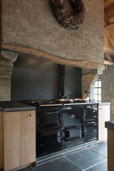 Cuisine campagnarde - Appartement 1D