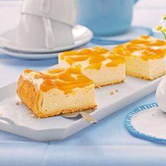 Tvarohovo mandarínkový koláčik