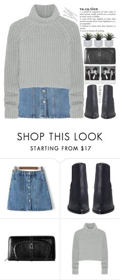 """love yourself, you're worth it!"" by alienbabs ❤ liked on Polyvore featuring BOBBY, T By Alexander Wang, clean, organized and twinkledeals"